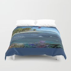 What Is Man? Duvet Cover