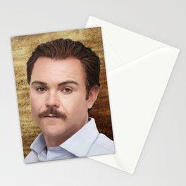 Clayne Crawford. Martin Riggs Stationery Cards