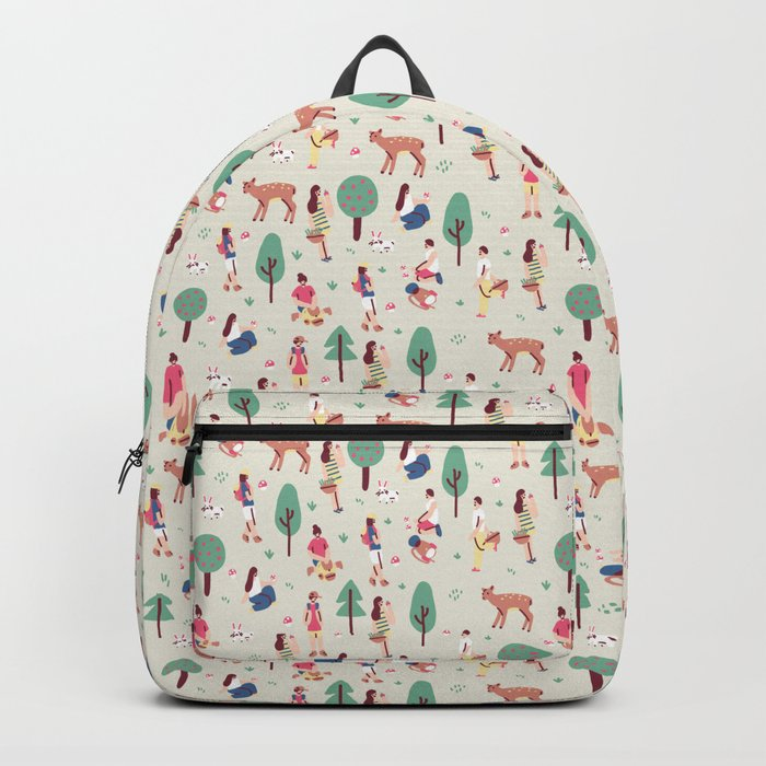 Nature Time Backpack