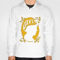 221b Hoodies featuring The Golden Boy from 221B by Suuki