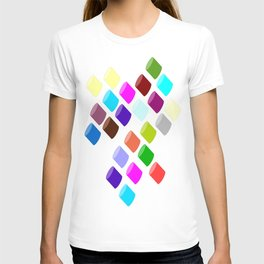 Tube seven   (A7 B0020) T-shirt