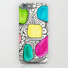 Going Crazy iPhone Case