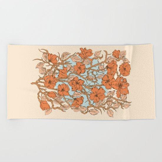 Primavera Beach Towel