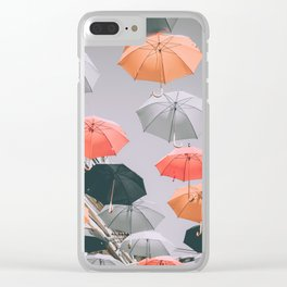 Shade Str. Clear iPhone Case