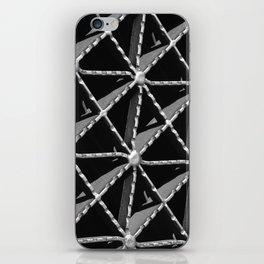 Grate Pattern iPhone Skin