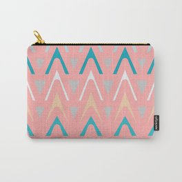 Pastel Chevron 2 Carry-All Pouch