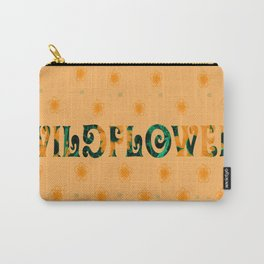 Tom Petty Wildflower Carry-All Pouch