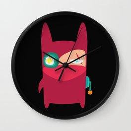 Ninja [Black Ver.] Wall Clock