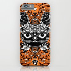 Day Of The Dead Bunny Celebration Slim Case iPhone 6