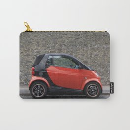 Smart car in an ancient context Carry-All Pouch