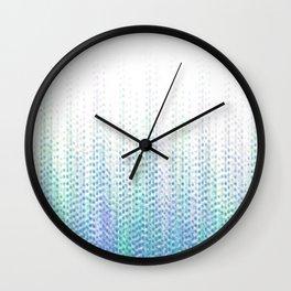 Jewel Rain Wall Clock