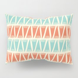Tee Pee Retro Juice Pillow Sham
