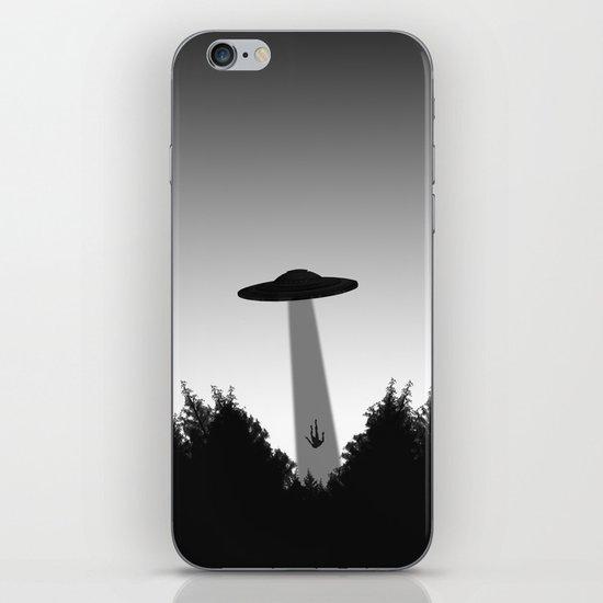 Goodbye Earth iPhone Skin