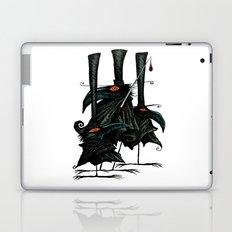 Murder of Crows Laptop & iPad Skin