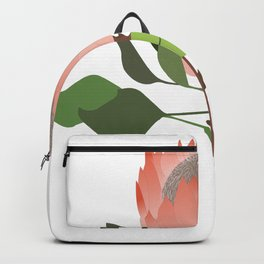 The King Protea Backpack