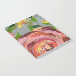 Platinum Rose Notebook