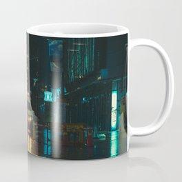 Tokyo Nights / Kiss Land II / Blade Runner Vibes  / Liam Wong Coffee Mug