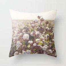 Cottonfield Throw Pillow
