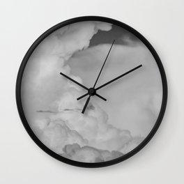 """""""Cloud Art"""" - Desert Monsoon Sky by Murray Bolesta! Wall Clock"""