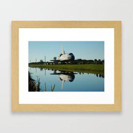 atlantis 450 Framed Art Print