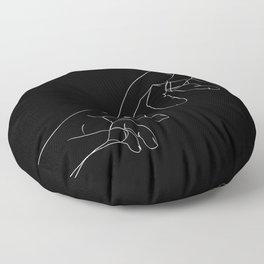 toucher Floor Pillow