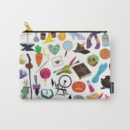 56 Pieces of Animation Carry-All Pouch