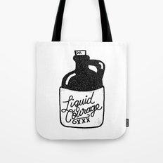 Liquid Courage Tote Bag