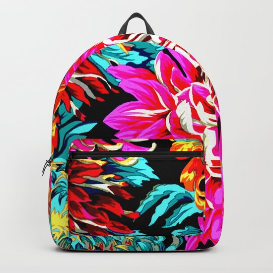 Chrysanthemums Backpack