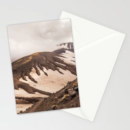 Volcanic Graphics Stationery Cards