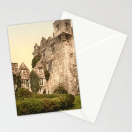 Vintage Photo-Print of Donegal Castle (1900) Stationery Cards