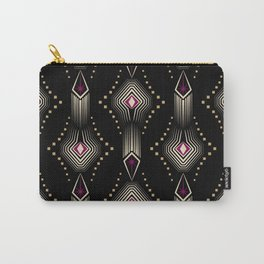 Art Deco. 22 Rumba Carry-All Pouch