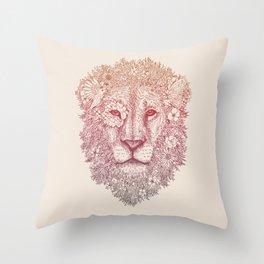 Wildly Beautiful Throw Pillow