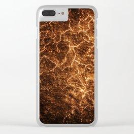 Requiem Clear iPhone Case