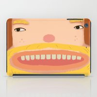 viking iPad Cases featuring Viking  by POWW