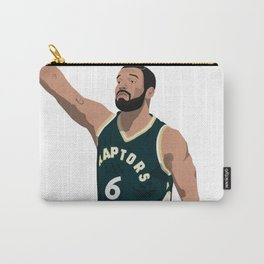 Drake Cartoon Carry-All Pouch