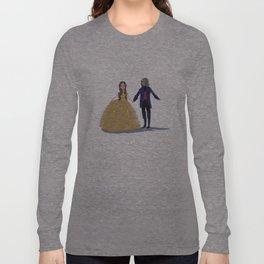 Cute Rumbelle Long Sleeve T-shirt
