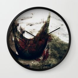 Boi da Cara Preta Wall Clock