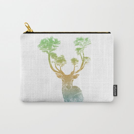 Summer Stag Carry-All Pouch