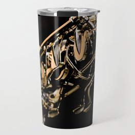 Musical Gold Travel Mug