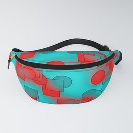 The lights are on Fanny Pack