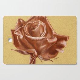 Sanguine Rose Cutting Board