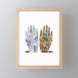 The Art Of Destiny Framed Mini Art Print