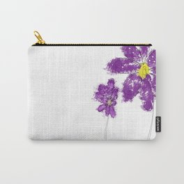 Flowers 2070 Carry-All Pouch