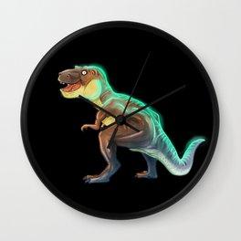 T-REX dinosaur Wall Clock
