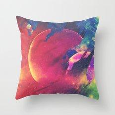 Veil Upon Veil Throw Pillow
