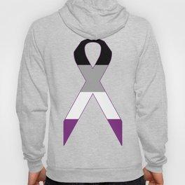 Asexual Ribbon Hoody