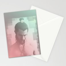 Rose Beard Yogi Stationery Cards