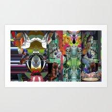 1e4f972622354ab499fec9 Art Print