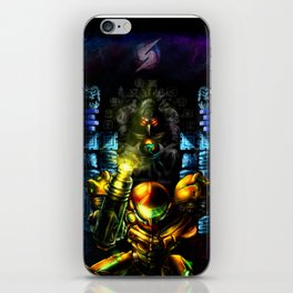 Metroid: 25 Years iPhone Skin