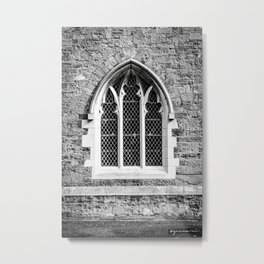 Maynooth Church Pt.1 Metal Print